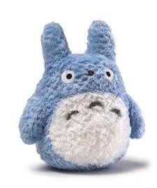 My Neighbor Totoro Pluche Blue 14cm - Studio Ghibli