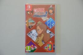 Switch Layton's Mystery Journey Katrielle en het Miljonairscomplot - Deluxe Edition