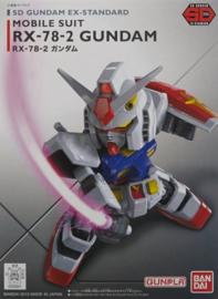 Gundam Model Kit SD Gundam EX-Standard Mobile Suit RX-78-2 Gundam - Bandai [Nieuw]