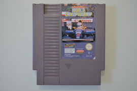 NES Nigel Mansells World Championship