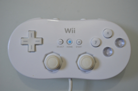 Wii Classic Controller Wit