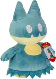 Pokemon Pluche Munchlax - Wicked Cool Toys
