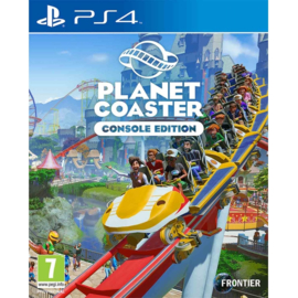 Ps4 Planet Coaster Console Edition [Nieuw]