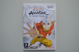 Wii Avatar De Legende van Aang