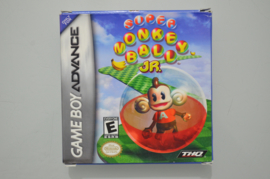 GBA Super Monkey Ball Jr. [Compleet]