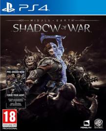 Ps4 Middle Earth Shadow of War [Nieuw]