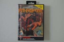 Mega Drive Pit Fighter [Compleet]
