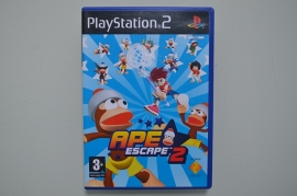Ps2 Ape Escape 2