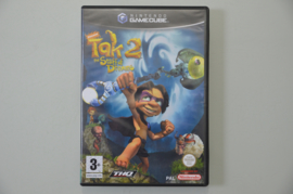 Gamecube Tak 2 The Staff of Dreams
