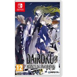 Switch Dairoku Agents of Sakuratani [Pre-Order]