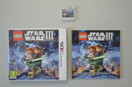 3DS Lego Star Wars III The Clone Wars
