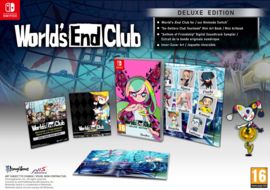 Switch World's End Club Deluxe Edition [Pre-Order]