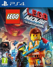 Ps4 The Lego Movie The Videogame [Nieuw]