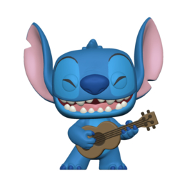 Disney Lilo & Stitch Funko Pop - Stitch With Ukelele [Pre-Order]