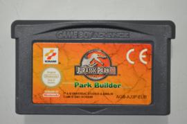 GBA Jurassic Park Park Builder