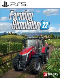 PS5 Farming Simulator 22 [Pre-Order]