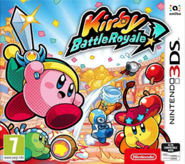 3DS Kirby Battle Royale [Nieuw]
