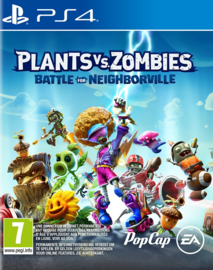 Ps4 Plants vs Zombies Battle for Neighborville [Nieuw]
