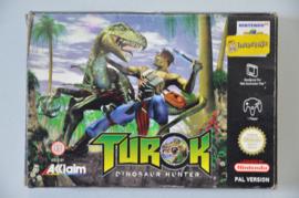 N64 Turok Dinosaur Hunter [Compleet]