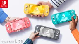 Nintendo Switch Lite Console (Coral) [Nieuw]