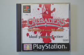 Ps1 Crusaders of Might and Magic