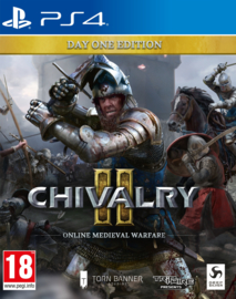 Ps4 Chivalry II - Day One Edition [Pre-Order]