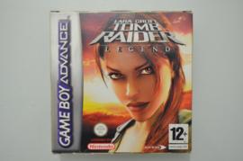 GBA Tomb Raider Legend [Compleet]