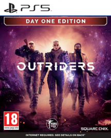 PS5 Outriders Day One Edition [Pre-Order]