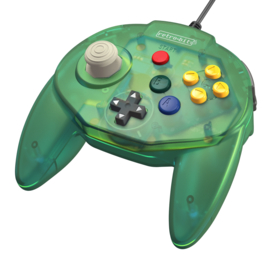 N64 Controller Tribute Classic (Forest Green) - Retro-Bit [Nieuw]