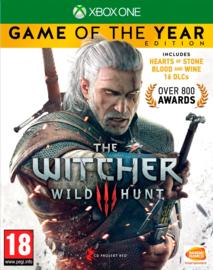 Xbox One The Witcher 3 Wild Hunt GOTY Edition [Nieuw]