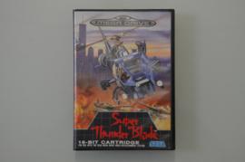 Mega Drive Super Thunder Blade