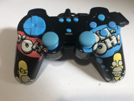 Playstation 2 Controller Dualshock The Simpsons