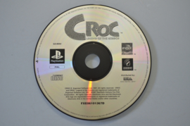 Ps1 Croc Legend of The Gobbos [Losse CD]