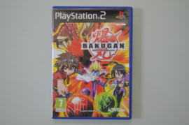 Ps2 Bakugan Battle Brawlers
