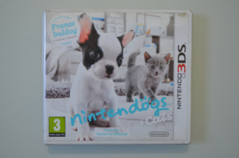 3DS Nintendogs + Cats Franse Bulldog & Nieuwe Vrienden