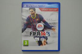 Vita Fifa 14 Legacy Edition