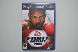 Ps2 Fight Night 2004