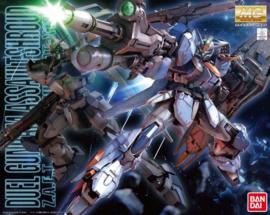 Gundam Model Kit MG 1/100 Duel Gundam Assaultshroud - Bandai [Nieuw]