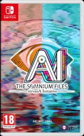 Switch AI The Somnium Files nirvanA Initiative [Pre-Order]