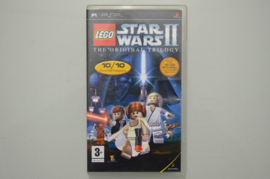 PSP Lego Star Wars II The Original Trilogy