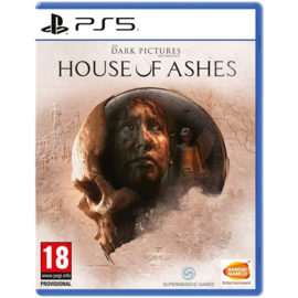 PS5 The Dark Pictures Anthology House of Ashes [Pre-Order]
