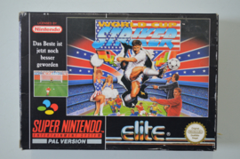 SNES World Cup Striker [Compleet]