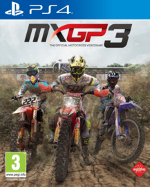 Ps4 MXGP 3 The Official Motocross Videogame [Nieuw]