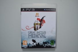 Ps3 History Great Battles: Medieval