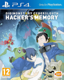 Ps4 Digimon Story Cybersleuth Hacker's Memory [Nieuw]