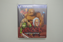 Vita Devious Dungeon Limited Edition [Nieuw] (#)