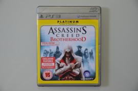 Ps3 Assassins Creed Brotherhood (Platinum)