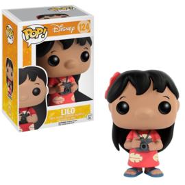 Disney Lilo & Stitch Funko Pop Lilo #124 [Nieuw]