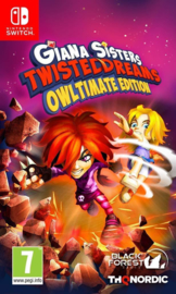 Switch Giana Sisters Twisted Dreams Owltimate Edition [Nieuw]