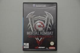 Gamecube Mortal Kombat Deadly Alliance